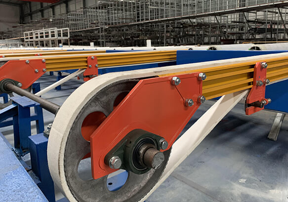 Conveyor Felt Belt-From Fiber To Fabric